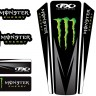 PLANCHE DECO UNIVERSELLE MONSTER FX