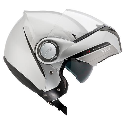 Givi X08 Modular Blanc Kit Moto