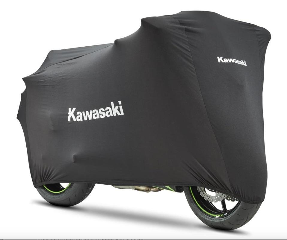 bache moto kawasaki id e d 39 image de moto. Black Bedroom Furniture Sets. Home Design Ideas